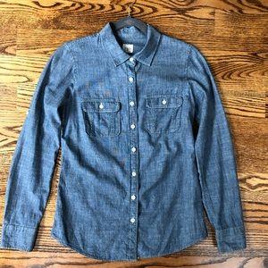 J. Crew Denim Shirt